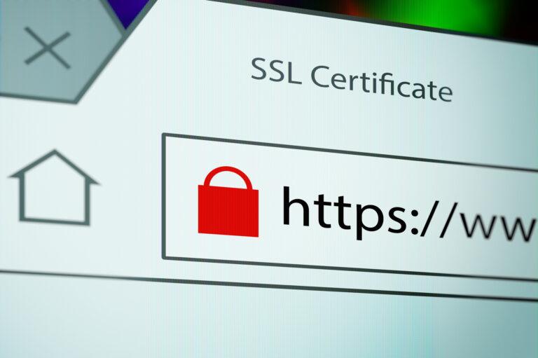 web-security-ssl-certificate