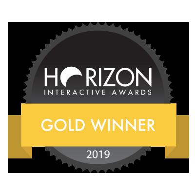 Houston Interactive Awards Gold Winner
