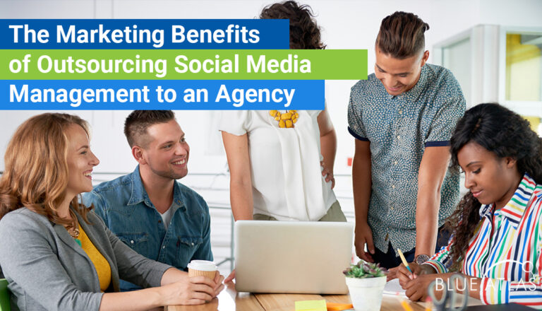 the marketing benefits of outsourcing social media management to an agency