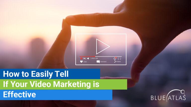 Video Marketing Effectiveness