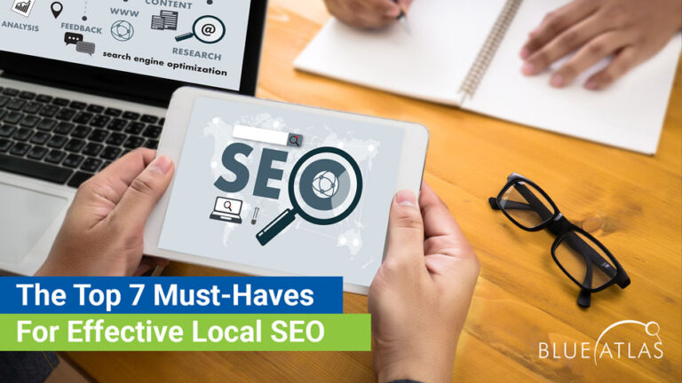 7 Must Haves for Effective Local SEO