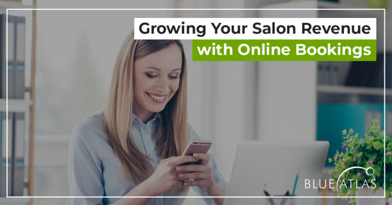 Growing Your Salon Revenue with Online Bookings