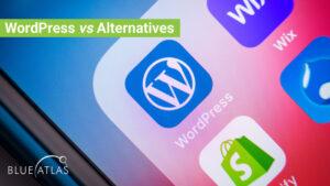 Wordpress vs Alternatives