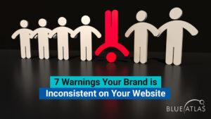 Brand Inconsistencies On Your Website