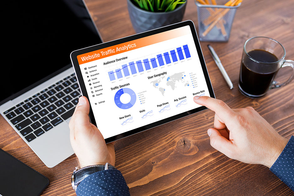 Reviewing Google Analytics - what this can tell you about your target market